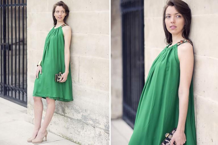 Paris evening dress rental